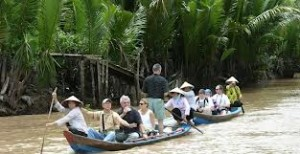 Mekong Tour - Song Xanh Sampan 2 days 1 night