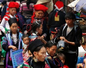 The life of Sapa people